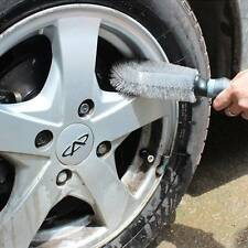 Auto Wheel Tire Rim Brush Wash Cleaner Tyre Brushes for Car Pop Sale