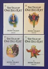 """The Tale of One Bad Rat #1-4 (Dark Horse 1994) Complete Set NICE"""" VF/NM"""