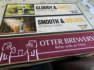 3 Bar Runners Great For Home Bars Pubs Or Man Caves Thatchers