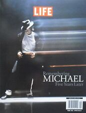 NEW LIFE MAGAZINE SPECIAL EDITION REMEMBERING MICHAEL JACKSON 5 YEARS LATER 2014