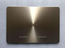 "New for ASUS Zenbook UX430U 14.0"" Golden LCD Back Cover Top Case 13NB0EC6AM0111"