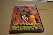 DVD:  Science Fiction- Fantasy Klassiker- Der Untergang von Metropolis