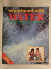 Experiment with Water (Jump! Science), Hall, Godfrey, Very Good Book