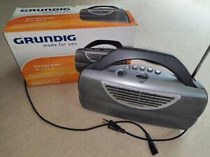 Portables Radio Grundig Music Boy 70 im Originalkarton, UKW, MW, LW, KW1, KW2