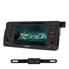 "Kamera+7"" DVD Player Autoradio Navi GPS Bluetooth USB Für BMW E46 3er M3 318 320"