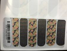 Jamberry Nails (new) 1/2 sheet Golden Age 0317