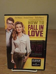 How To Fall In Love Hallmark TV Channel DVD Brook D'Orsay Romance Classic