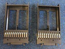 """2 x HP 376384-001 Bayer Bayblend Fr2000 C6200 Blank Filler 2.5"""" Hard Drive Caddy"""