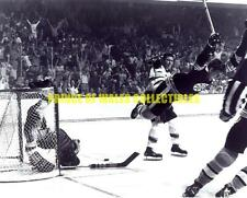"BOBBY ORR ""THE GOAL""  YOUR PIECE OF HOCKEY HISTORY! 4X6 POSTCARD!"