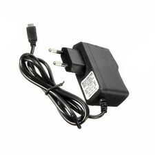 100-240V EU Plug AC DC 5V 2A Micro USB Travel Home Wall Charger Adapter