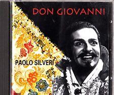 PAOLO SILVERI- Mozart Don Giovanni HL CD (Reiner MET/Welitsch/Resnik etc)