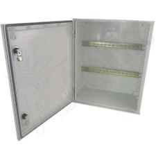 Altelix 20x16x8 Industrial DIN Rail Enclosure Weatherproof Fiberglass NEMA 3X