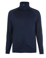 FIRETRAP Track Jacket Full Zip Mens Navy Size UK M *REF166