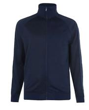 FIRETRAP Track Jacket Full Zip Mens Navy Size UK M *REF166