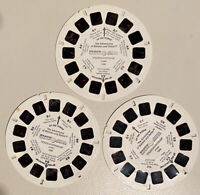 The Adventures of Batman & Robin Animated Series view-master Reels set of 3 1997