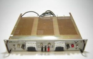 Kepco 0-325 VDC 0-800 mA / Regulated Tube Power Supply / HB-8AM C47799 -- BR