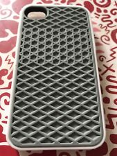 Iphone 4/4s Vans Rubber Waffle Phone Case Grey And White, Brand New