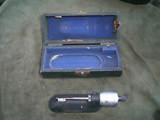 Watchmakers micro bench micrometer in Case Tavaness Machine Co   machinist tool