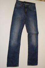 Levis 752 Jeans Hose Dunkelblau Stonewashed  W30 L34
