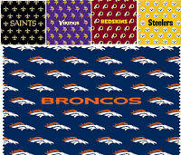 NFL Football Eyewear Microfiber Glasses Cleaning Cloth - Pick Team