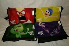 4 Subway Disney Inside Out Messenger Bags