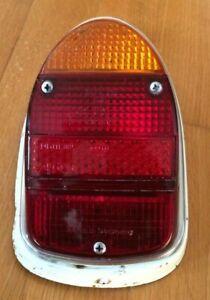 Hella Tail Light Lamp Lens & White Housing VW Volkswagen Beetle Bug 111945263 D