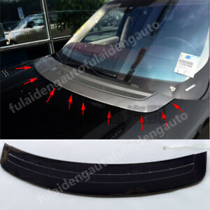 For Range Rover L405 2013-17 Gloss Black Car Front Hood Bonnet Panel Cover Trim