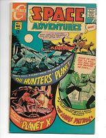 Space Adventures 6 VF- (7.5) 3/69 Charlton! Ditko artwork!