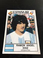 Panini Espana 82 - Diaz