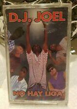 D.J JOEL NO HAY LIGA / CASSETTE / SEALED