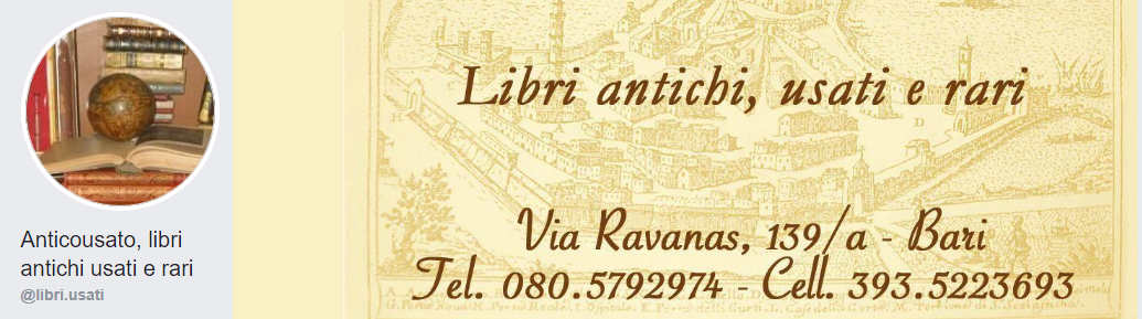 AnticoUsato libri usati antichi