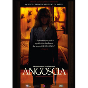 Angoscia (2015)  [Dvd Nuovo]