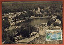 1961 - Fdc Carte 1°Jour - Bagnoles-de-L'Orne - Timbre - Yt.1293