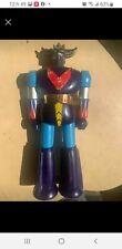 Vintage Goldorak Grendizer Toy Robot Fabianplastica 1978 Mini Jumbo very rare.