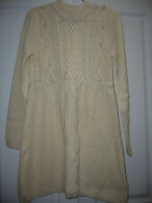 BRAND NEW WHITE KNIT DRESS FROM JAPAN