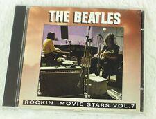 THE BEATLES Rockin' Movie Stars Vol. 7, original pressing CD [orange eleven]
