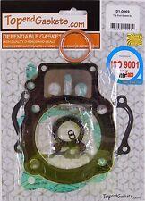 Top End Gasket Kit Honda Rancher 400 4x4 AT TRX400FA 2004-2007
