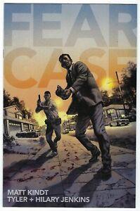 Fear Case # 1 Cover B NM Dark Horse Comics