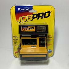 Polaroid 600 JOB PRO Camera - NEW, SEALED! jobpro Heavy Duty