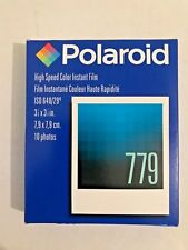 Polaroid 779 High Speed Color Instant Film