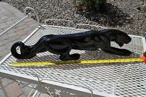 Royal Haeger Black Panther 23 Inch