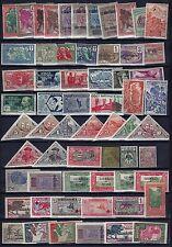 France & Zone 1900 591ms Collect de 170 Excellent État Différents Colonies