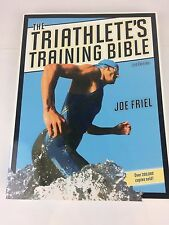 The Triathlete's Training Bible by Joe Friel (2009, Paperback, New Edition)