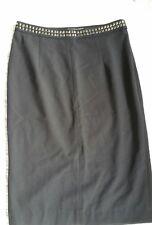 zara jupe noire taille xs