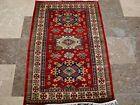 Super Shirvan Kuba Kazak Veg Dyed Wool Hand Knotted Area Rug Carpet (5 x 3)'