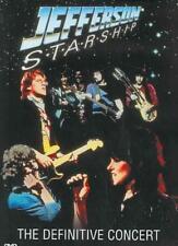 JEFFERSON STARSHIP - THE DEFINITIVE CONCERT NEW DVD