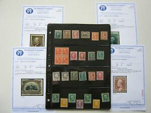 SPECIMEN & SAMPLE Overprints Collection-Mint-Used-Classics-Officials-MANY CERTS!