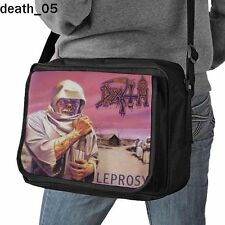 DEATH  BAG Shoulder Bag Messenger Bag Tasche BAGS POSSESSED MORBID ANGEL DEICIDE