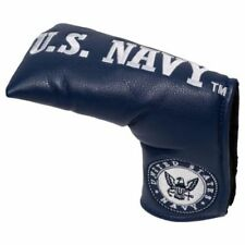 NEW Team Golf US Navy Vintage Magnetic Blade Putter Cover