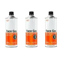 Race Gas 100032 32 oz. Cans of Offroad Race Fuel Concentrate Additive, Set of 3